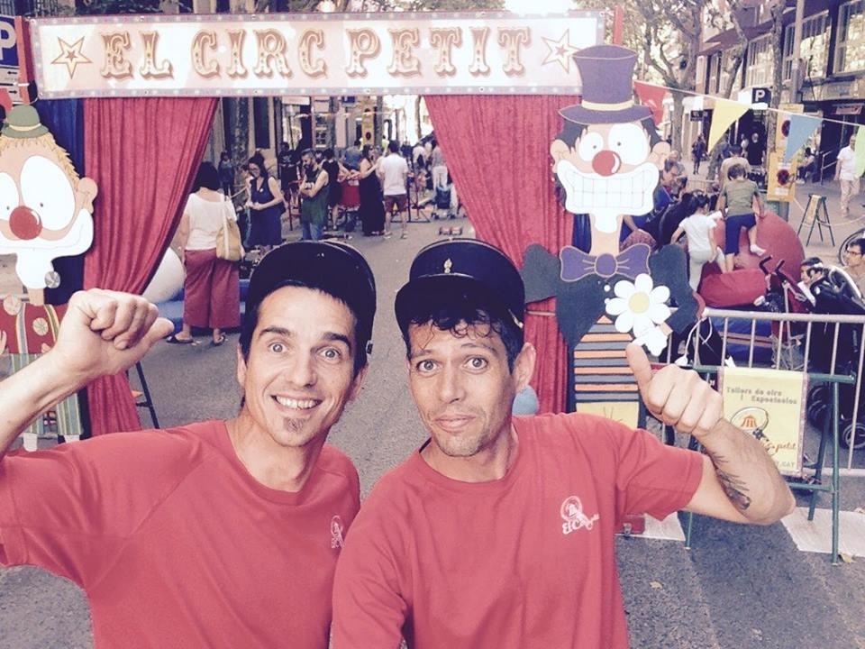 El Circ Petit (Tin i Martin)