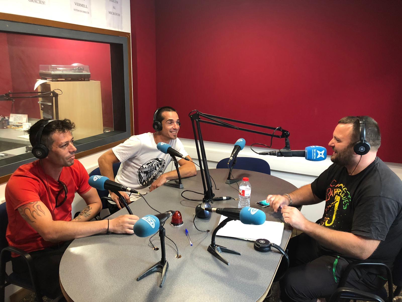 Entrevista a radio canet